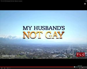 My Husband is not gay